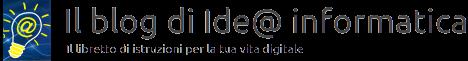 Il blog di ide@informatica