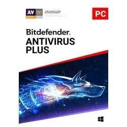 BITDEFENDER ANTIVIRUS PLUS 2019 3 Pc