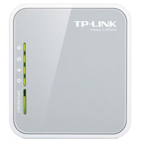 ROUTER 3G/4G 150MBPS TP-LINK USB S/N: 218A118004606