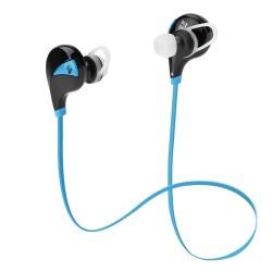 VULTECH AURICOLARI IN-EAR BLUETOOTH V4.0 CON MICROFONO - BLU HD-06BTB
