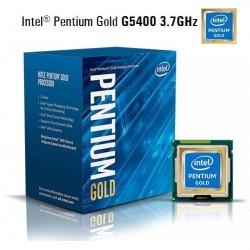 Processore Gold Intel® Pentium® G5400 / 4 MB di cache, 3,70 GHzCPU INTEL GOLD G5400 3.7GHz 1151 COFEELAKE