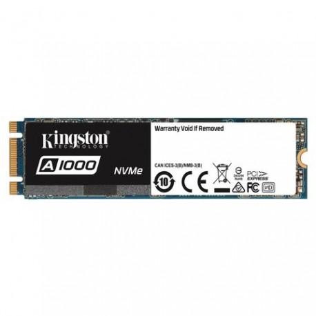 SSD 240GB KINGSTON A1000 NV ME M.2 2280