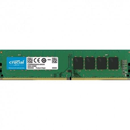 RAM DIMM DDR4 2400MHZ 8GB C17 CRUCIAL CT8G4DFS824A
