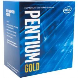 CPU BOX INTEL PENTIUM G5400 @3,70GHZ 4MB CACHE SKT FCLGA 1151 COFFEE LAKE (1151-V2)- NON COMPATIBILE CON MAINBOARD 1151 SKYLAKE