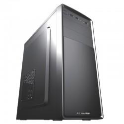 CASE ATC PER PC ALANTIK CASA41 ALIMENTATORE 500W CON FAN 12CM USB 2,0