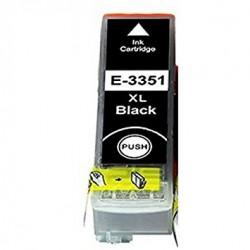 CARTUCCE COMPATIBILI EPSON T03351 NERO