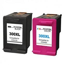 CARTUCCIA COMPATIBILE HP 300XL NERO