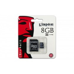 MICRO SD 8GB KINGSTON CLASSE 4
