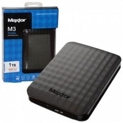 HDD ESTERNO 1TB 2,5 USB 3.0 MAXTOR/SEGATE