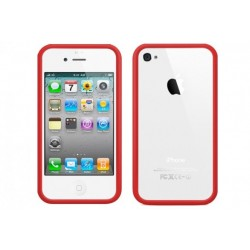 BUMPER IPHONE 4G/4S ROSSA