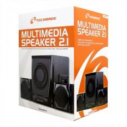 MULTMEDIA SPEAKER 2,1 TECHMADE