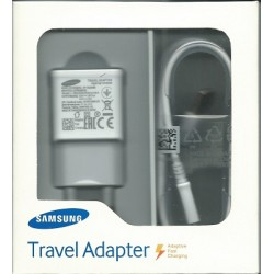 CARICATORE ORIGINALE SAMSUNG TRAVEL ADAPTER FAST CHARGING USB