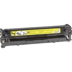 TONER COMPATIBILE HP CB542A GIALLO