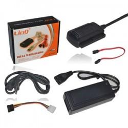 CAVO USB 2,0 TO SATA LINQ U-SA01