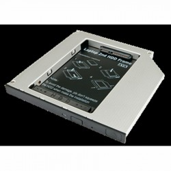 ADATTATORE LINDY PER HARD DISK SSD/HDD SATA PER NOTEBOOK CD/DVD LI-20935